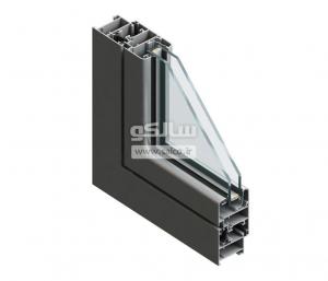 salco.ir - در و پنجره دوجداره آلومینیومی ترمال بریک