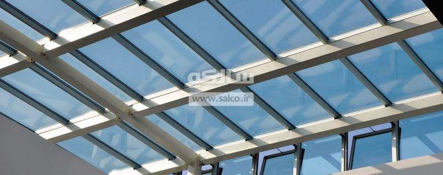 سقف های شیشه ای