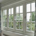 مراحل انتخاب یک پنجره استاندارد